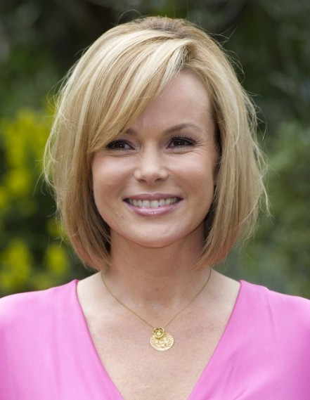 Amanda Holden Haircuts