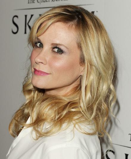 Bonnie Somerville Hairstyles 2013