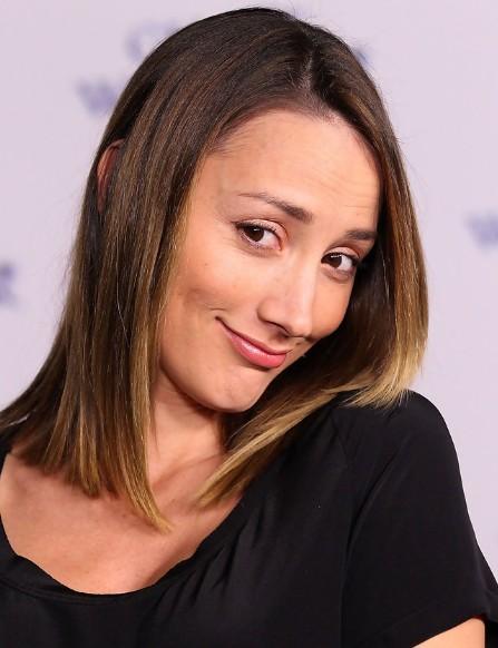 Bree Turner Medium Haircuts 2013