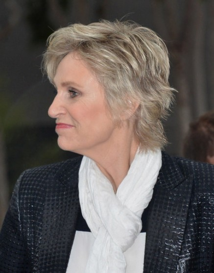 Jane Lynch Haircuts 2013
