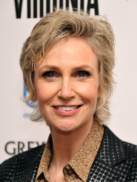 Jane Lynch Hairstyles 2013