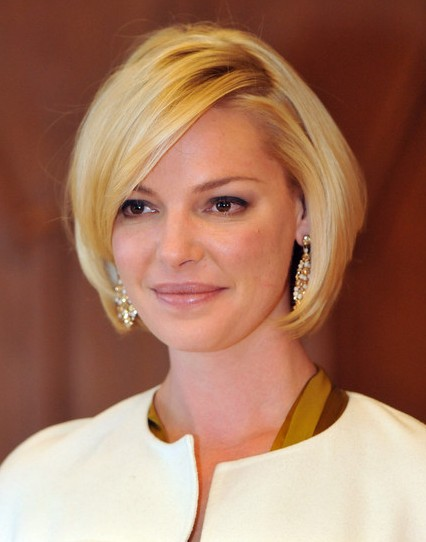 Katherine Heigl Hairstyles 2013