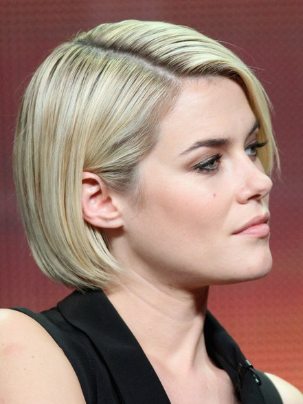Rachael Taylor Short Haircut